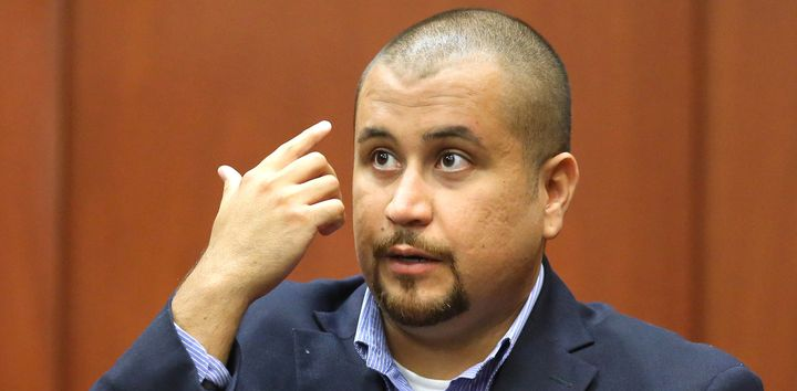 Twitter suspended George Zimmerman's account.