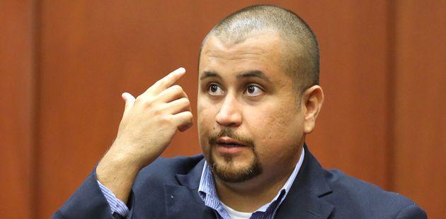 Twitter suspended George Zimmerman's