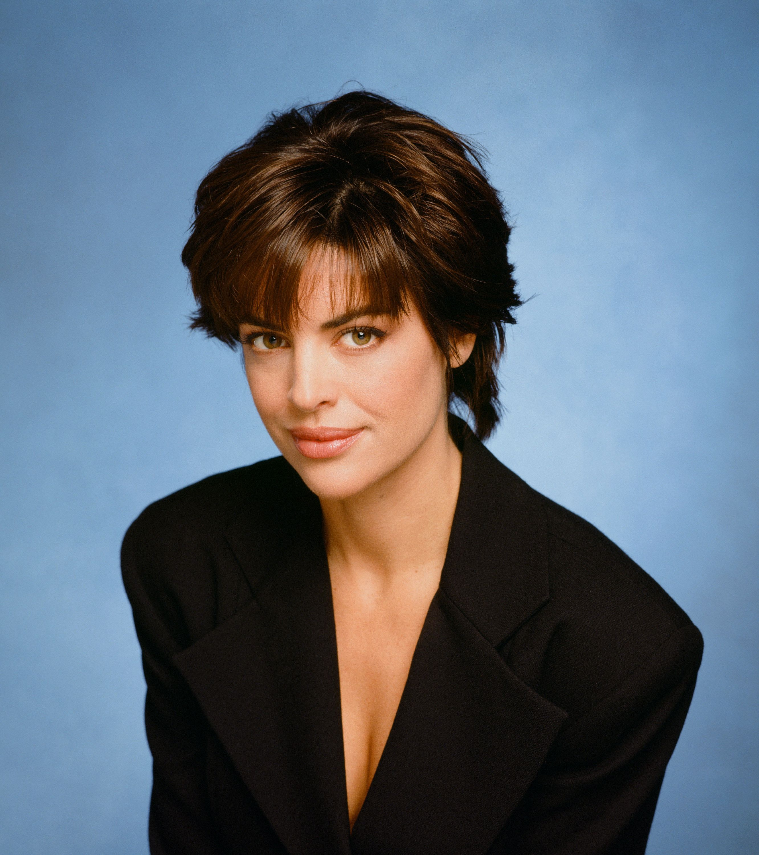 DAYS OF OUR LIVES -- Pictured: Lisa Rinna as Billie Reed  (Photo by NBC/NBCU Photo Bank via Getty Images)