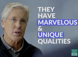 Pete Carroll On Raising Kids to Be Confident in Who They Are (VIDEO)