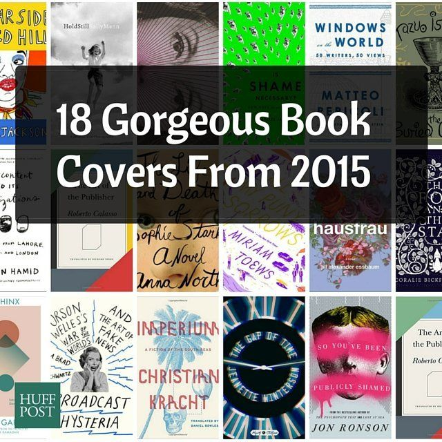 Most Beautiful Book Covers : Swoon over of this year s most beautiful book covers