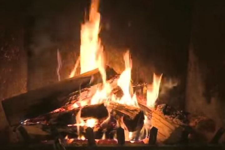 Nsfw Yule Log Reminds You Of Every Christmas Argument You Ve Had