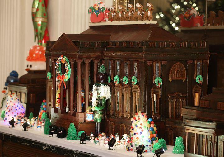 Obama Christmas Ornaments