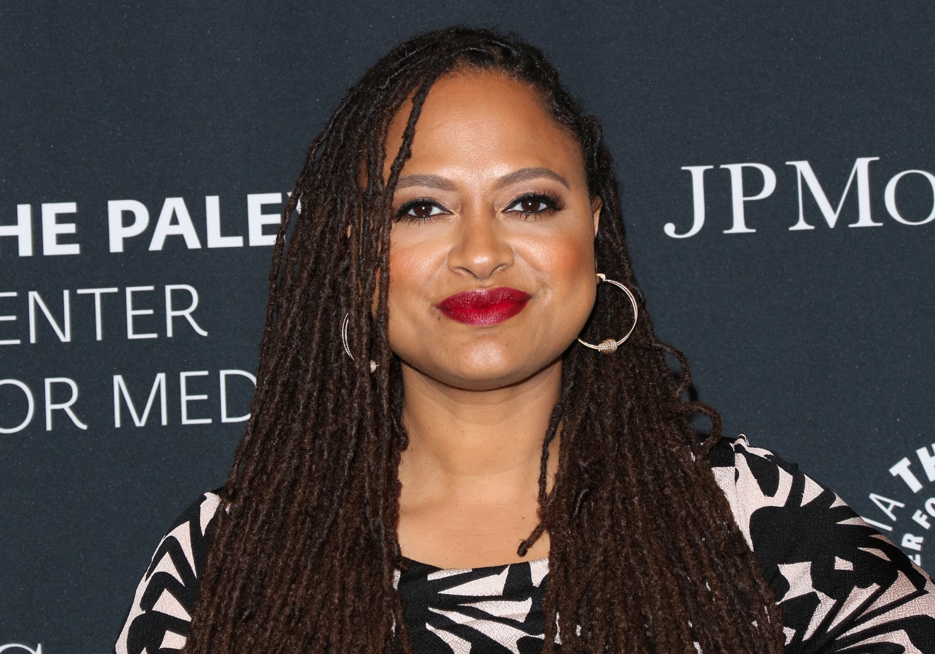 BEVERLY HILLS, CA - OCTOBER 26:  Director Ava DuVernay attends the Paley Center For Media's Tribute To African-American Achievements In Television at the Beverly Wilshire Four Seasons Hotel on October 26, 2015 in Beverly Hills, California.  (Photo by Paul Archuleta/FilmMagic)