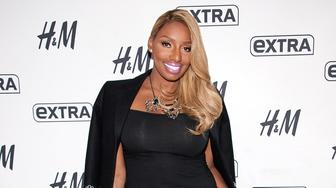 NEW YORK, NY - NOVEMBER 18:  NeNe Leakes visits 'Extra' at their New York studios at H&M in Times Square on November 18, 2015 in New York City.  (Photo by D Dipasupil/Getty Images for Extra)