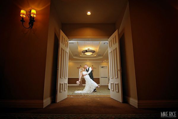 """Susan and William were just as happy on their special day, even though the rainy weather caused their Deerfield Beach, Flori"
