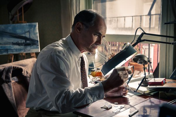 """Bridge of Spies"" is the sort of polished, classic filmmaking that the Academy historically appreciates. Alternat"