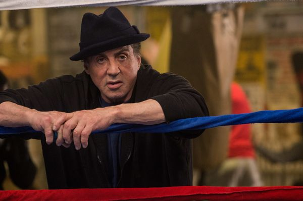 "There would be a beautiful symmetry to Stallone being nominated for ""Creed."" His one and only Oscar nomination wa"