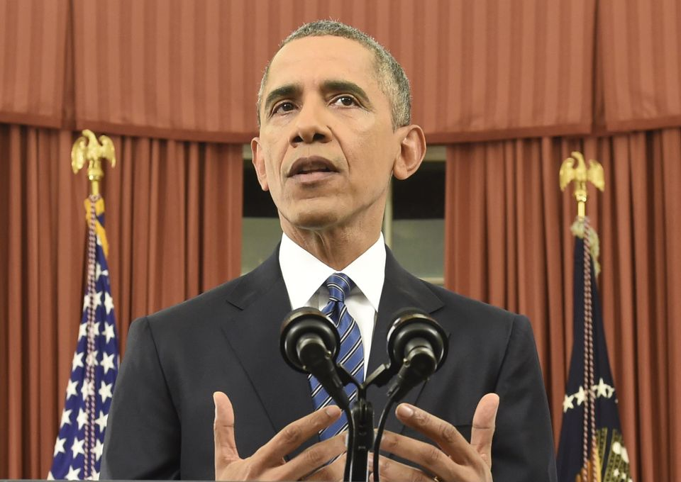 President Barack Obama gave a rare address from the Oval Office on Sunday to talk about the terrorism threat in the U.S. Poli
