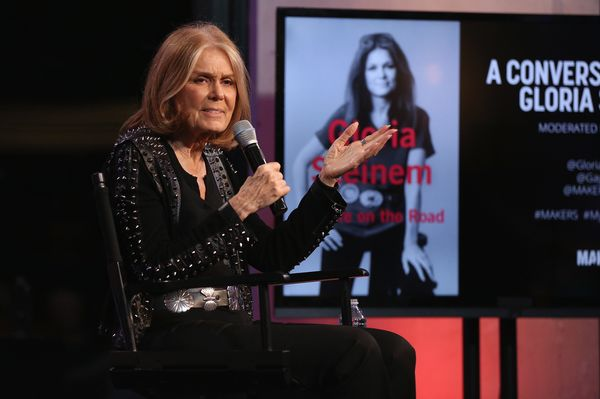 In a moving excerpt, Gloria Steinem dedicated her new book <i>My</i> <i>Life On The Road </i>to Dr. John Sharp
