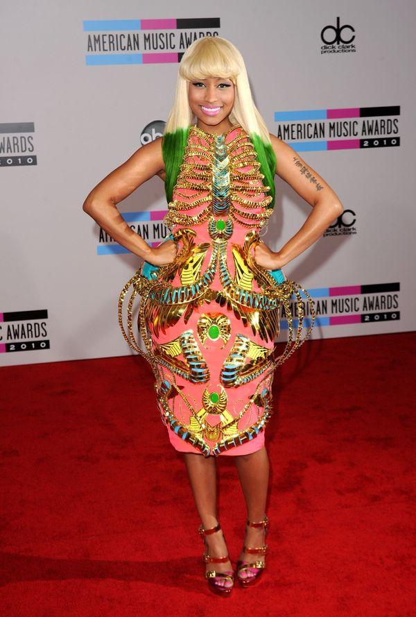 Nicki Minaj Swag Outfits