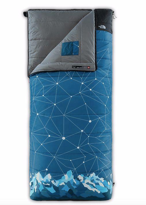 "Homestead Twin Sleeping Bag, $149.95 at <a href=""https://www.thenorthface.com/shop/equipment-sleeping-bags-5f-25f/homestead-t"