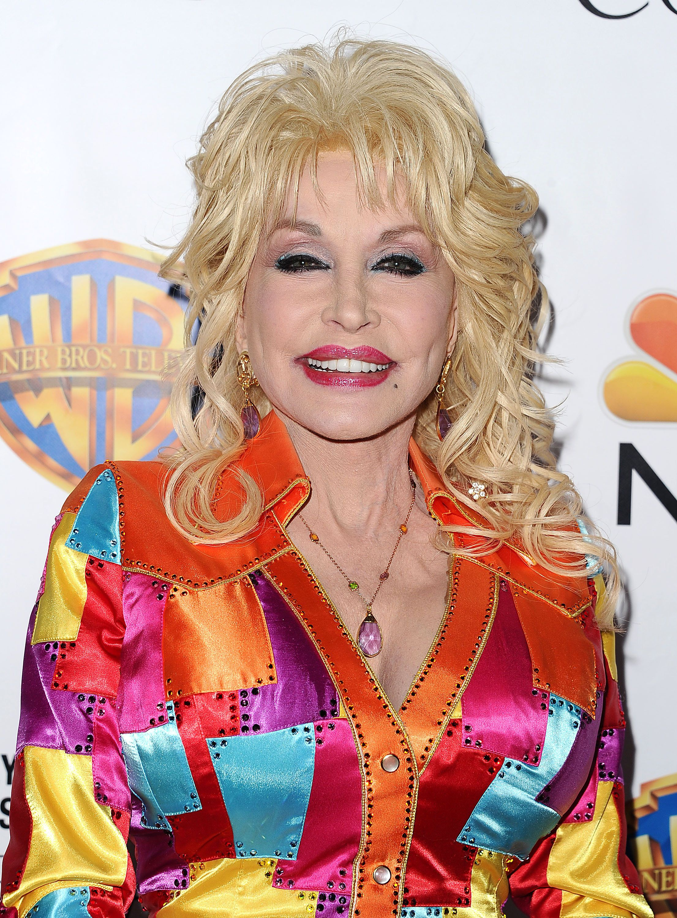 HOLLYWOOD, CA - DECEMBER 02:  Dolly Parton attends the premiere of 'Dolly Parton's Coat Of Many Colors' at the Egyptian Theatre on December 2, 2015 in Hollywood, California.  (Photo by Jason LaVeris/FilmMagic)