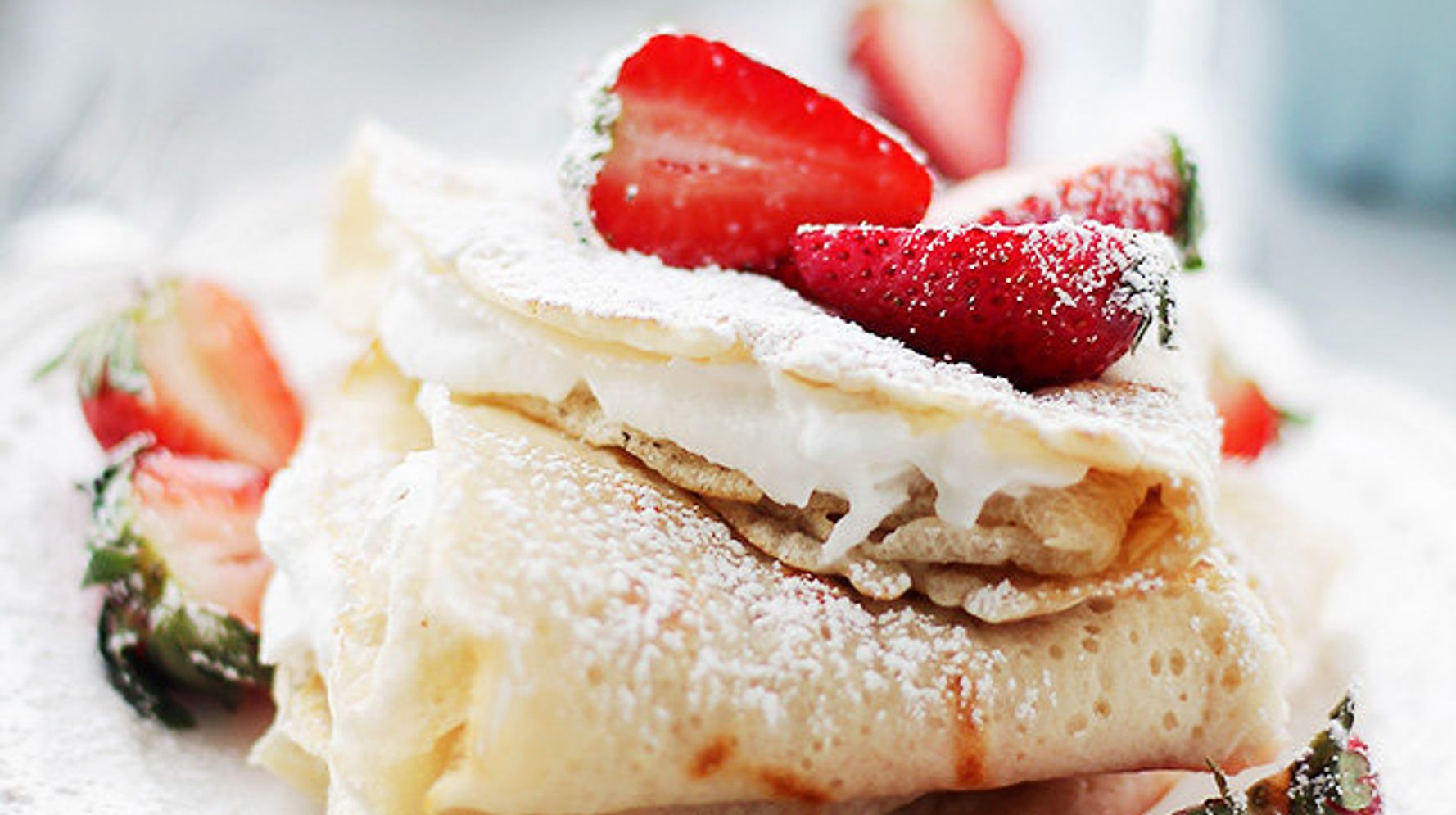 2-Ingredient Crepes Will Make You Look Like A Cooking Genius
