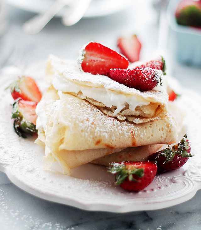 These 2-Ingredient Crepes Will Make You Look Like A Cooking Genius