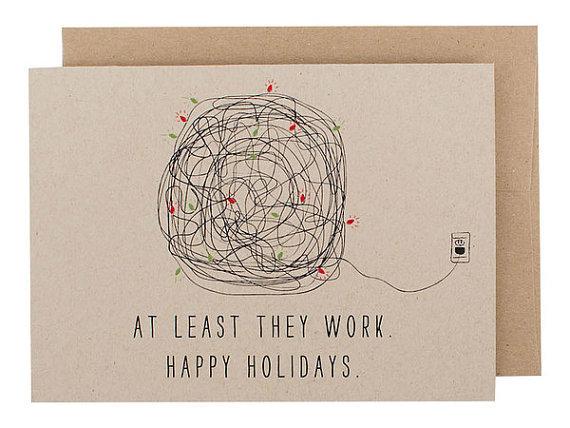 "Buy it <a href=""https://www.etsy.com/listing/114900996/funny-christmas-cards-christmas-card-set?ga_order=most_relevant&ga"