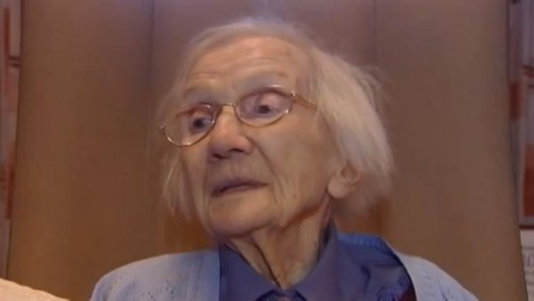"""In January, 109-year-old <a href=""""https://www.huffpost.com/entry/secret-to-long-life-avoiding-men_n_6508870"""">Jessie Gallan to"""
