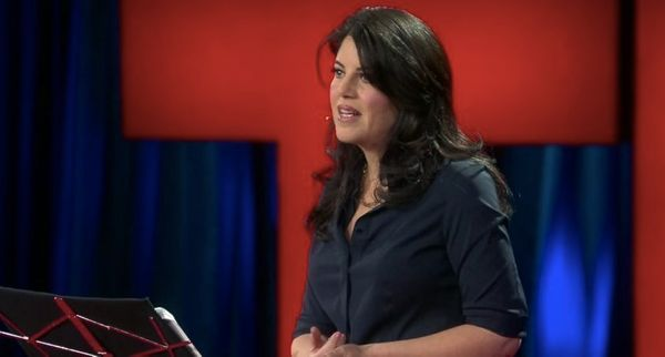"In March, Monica Lewinsky gave a much-anticipated <a href=""http://www.huffingtonpost.com/2015/03/20/monica-lewinsky"