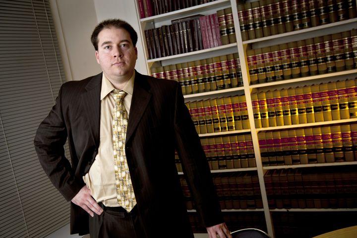 NYPD whistleblower Adrian Schoolcraft.