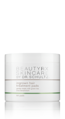 "These pads eliminate ingrown hairs using green tea's soothing and gentle properties. <br><br>Price: $45<br><br><a href=""https"