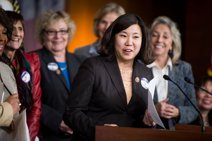 Rep. Grace Meng (D-N.Y.) introduced a similar bill when she served in the New York State Assembly.