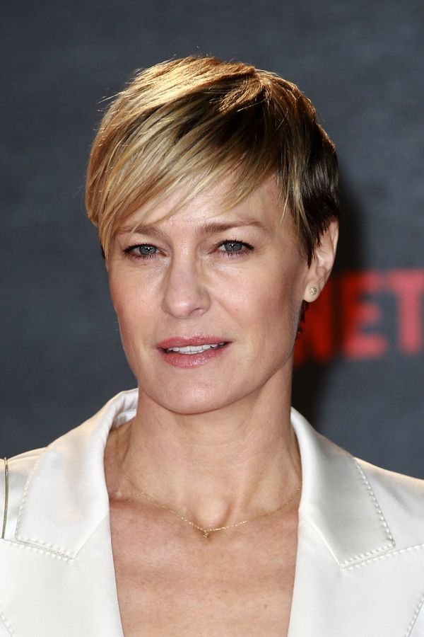 "The ""House of Cards"" actress turns 50 on <a href=""http://www.biography.com/people/robin-wright-17191556"">April 8.&nbsp;</a>"