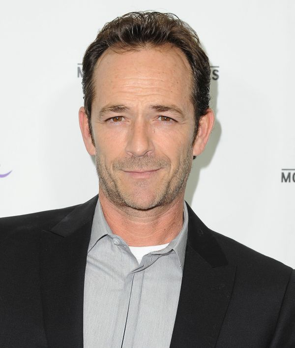 "The ""Beverly Hills 90210"" actor turns 50 on <a href=""http://www.biography.com/people/luke-perry-20810855"">October 11.&nbsp;</"