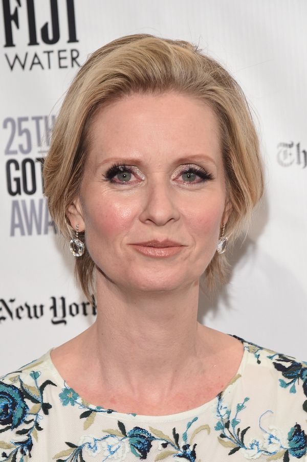 "The ""Sex and the City"" actress turns 50 on<a href=""http://www.biography.com/people/cynthia-nixon-222417""> April 9.&nbsp;</a>"