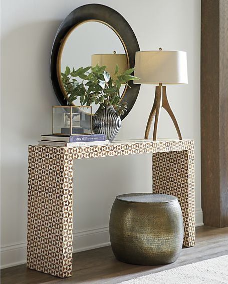 small furniture pieces. Narrow Console Table, $1499 At \u003ca Small Furniture Pieces M