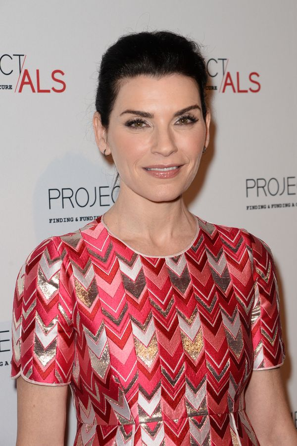 """The Good Wife"" actress turns 50 on<a href=""http://www.biography.com/people/julianna-margulies-21262395#early-years""> June 8."
