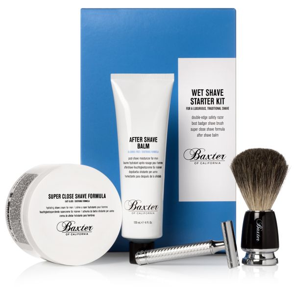 A wet shave kit is something every guy needs and that most guys want, but it's usually priced out of their budget.<br><br><a