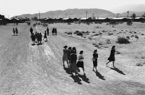 People Walking, 1943