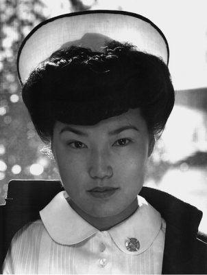 Aiko Hamaguchi, Nurse, 1943
