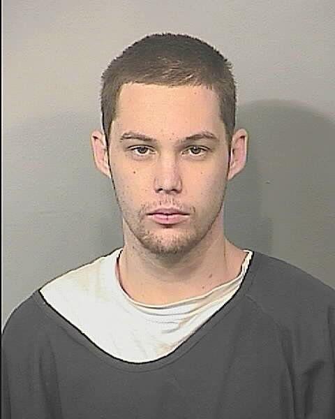 The body of suspected burglar Matthew Riggins was foundafter an apparent alligator attack.
