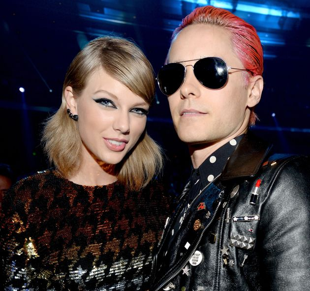 Jared Leto Apologizes To Taylor Swift For Being A Total A Hole Huffpost