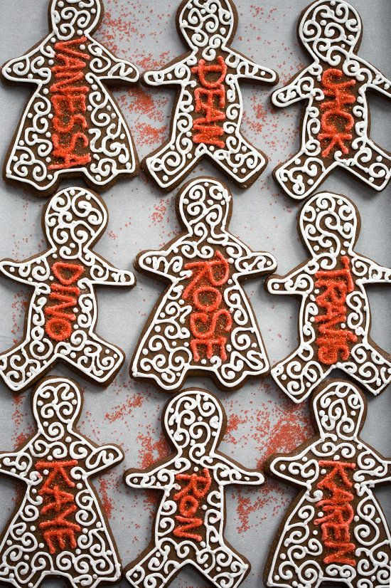 """<strong>Get the <a href=""""http://www.loveandoliveoil.com/2012/12/classic-gingerbread-cut-out-cookies.html"""">Classic Gingerbread"""