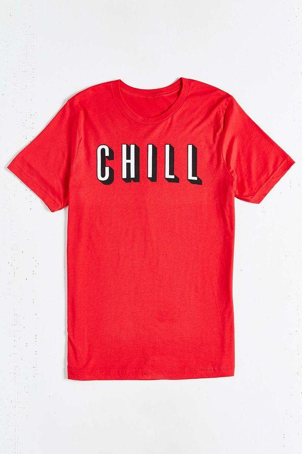"Netflix & Chill Tee, $14.99,<a href=""http://www.urbanoutfitters.com/urban/catalog/productdetail.jsp?id=37933611&amp"