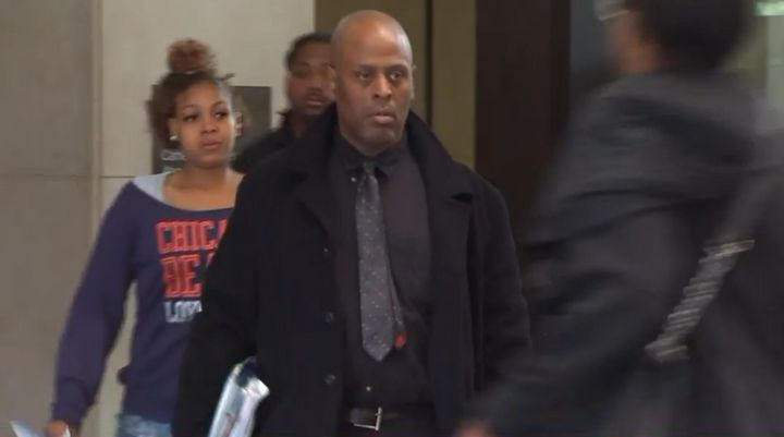 Chicago Police Commander Glenn Evans was charged last year with aggravated battery and official misconduct for a 2013 arrest.