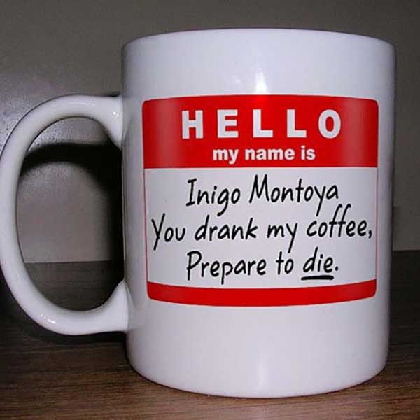 21 brutally honest coffee mugs that nail your morning struggle huffpost - Funny coffee thermos ...
