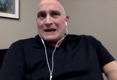 Paul Templer spoke with HuffPost Live about surviving a hippo attack.