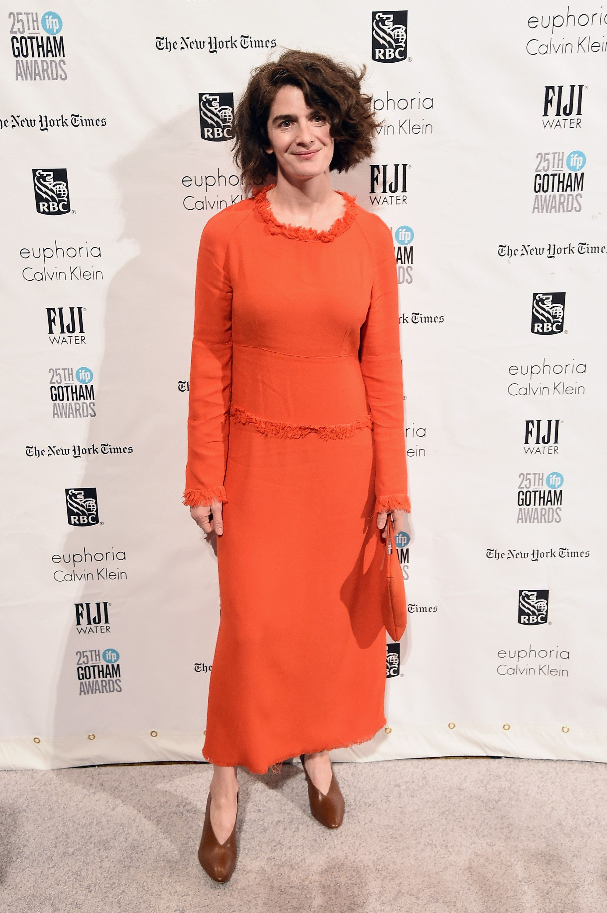 NEW YORK, NY - NOVEMBER 30:  Actress Gaby Hoffmann attends the 25th Annual Gotham Independent Film Awards at Cipriani Wall Street on November 30, 2015 in New York City.  (Photo by Theo Wargo/Getty Images)