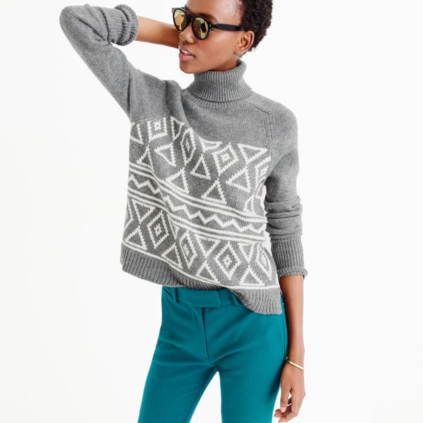 31 Turtleneck Sweaters That Are Both Toasty And Beautiful | HuffPost