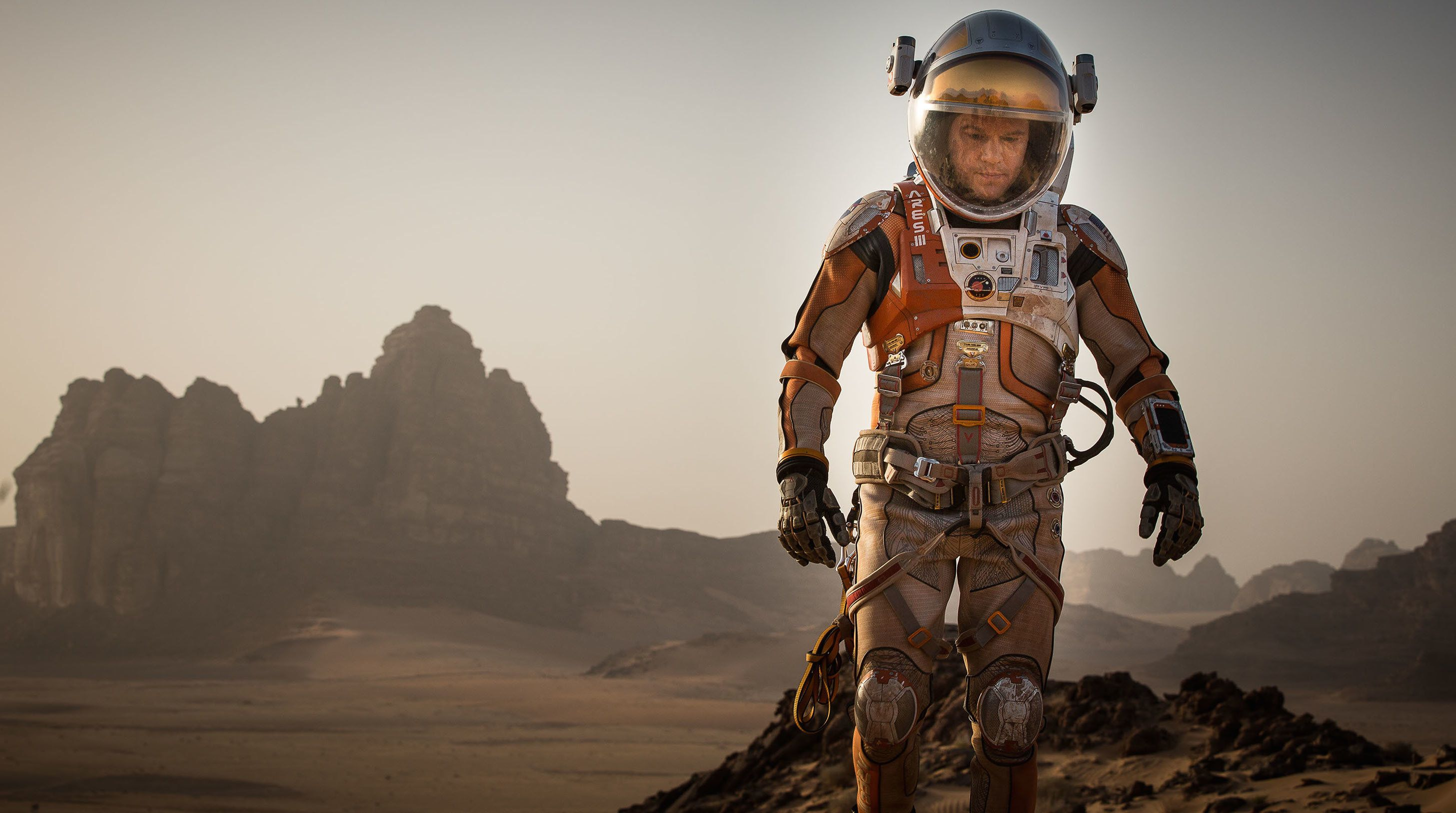 """The problem with""""Interstellar"""" was the science, and the problem with """"Gravity"""" was the fiction. """"The Martian"""" carries n"""