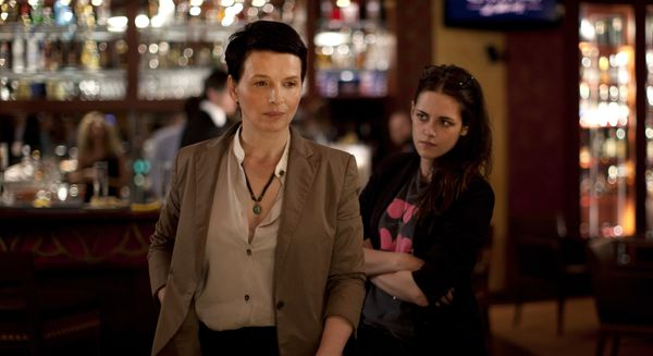 "Anyone still dubious of Kristen Stewart's talent should see ""Clouds of Sills Maria"" pronto. It's a two-hander in which Stewar"