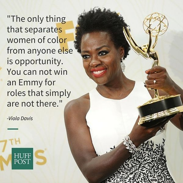 Viola Davis won our hearts time and time again this past year, but the most swoon-worthy moment came during the 2015 Emmy Awa