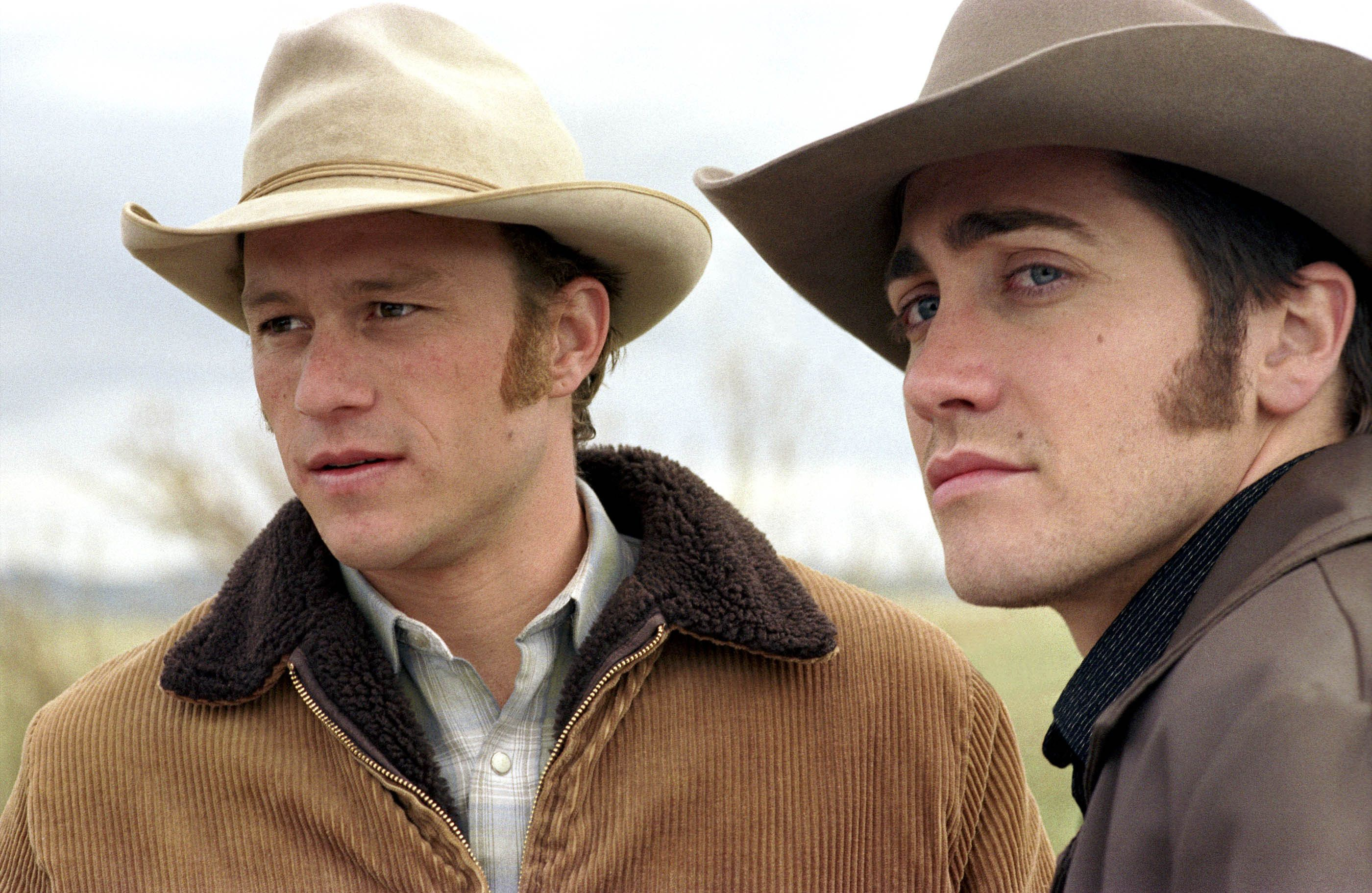 BKMFGT BROKEBACK MOUNTAIN (2005) HEATH LEDGER, JAKE GYLLENHAAL BRBA 001 - AK