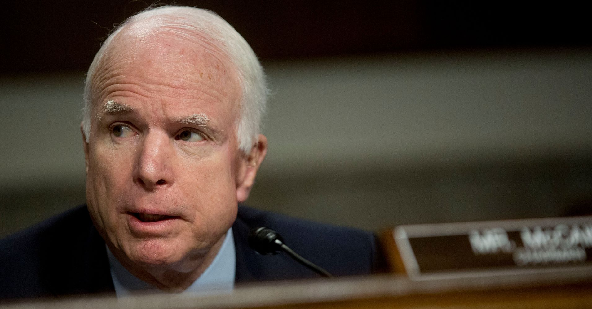 John McCain, Senator And Former Republican Presidential Nominee, Dead At 81