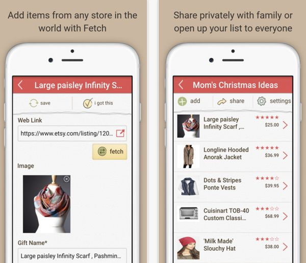 """Giftster is a free, private, web and mobile <strong>gift registry that connects family and close friends</strong>. Set it up"