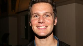 NEW YORK, NY - JUNE 24:  Jonathan Groff attends the Opening Night Party for the New York City Center Encores! Off-Center production of 'A New Brain' at City Center on June 24, 2015 in New York City.  (Photo by Walter McBride/Getty Images)