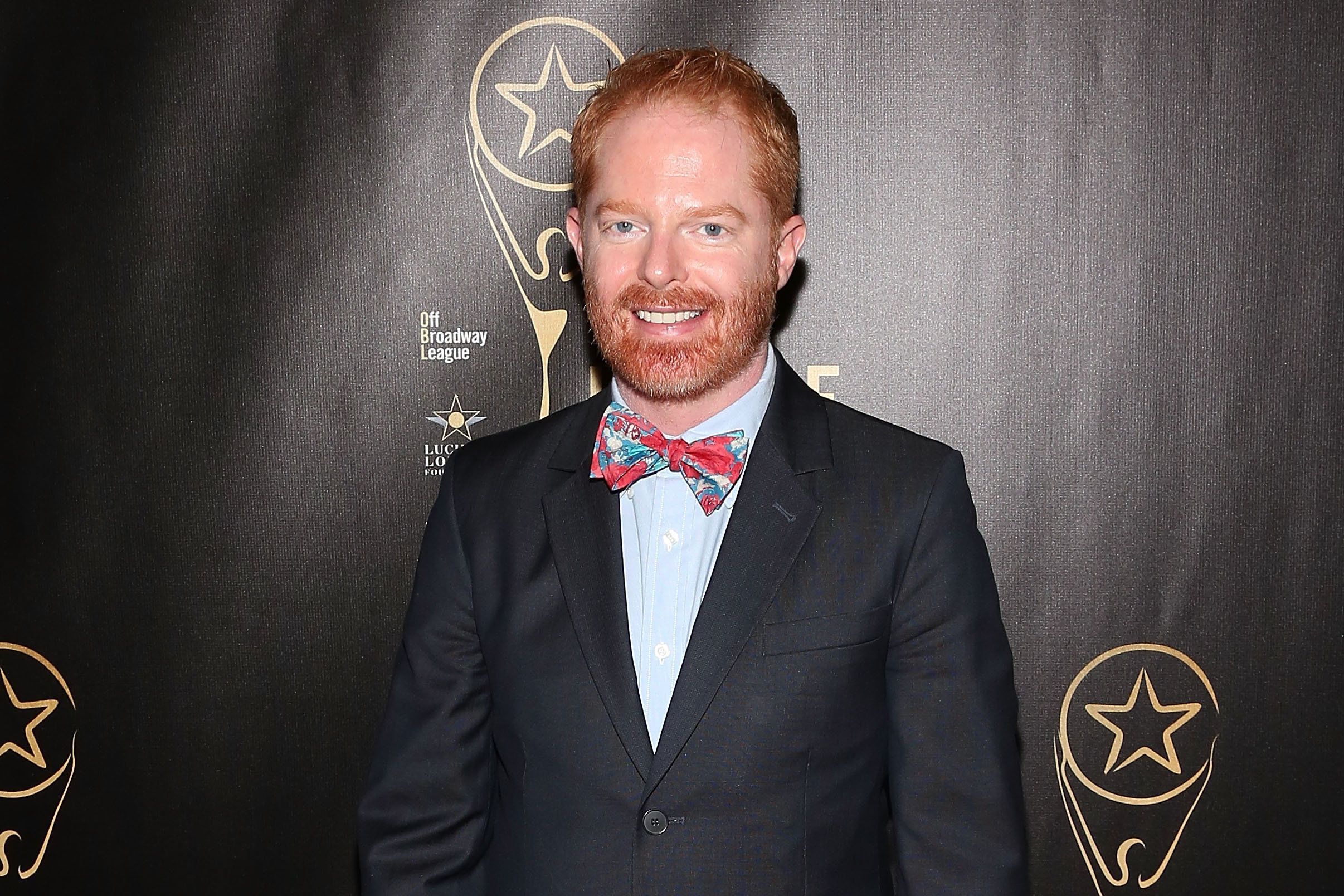 NEW YORK, NY - MAY 10:  Jesse Tyler Ferguson attends the 2015 Lucille Lortel Awards at NYU Skirball Center on May 10, 2015 in New York City.  (Photo by Taylor Hill/Getty Images)